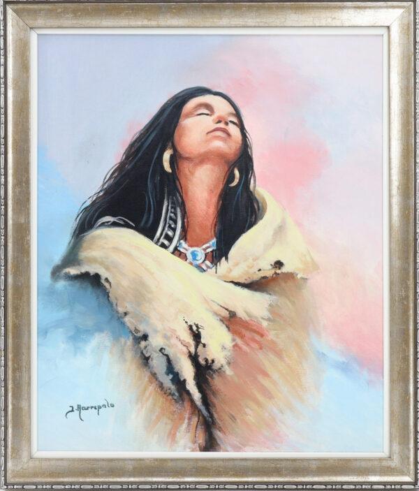 Juha Aarrepalo - Indian Girl