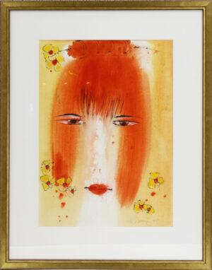 Catarin Belsky - Akvarelli