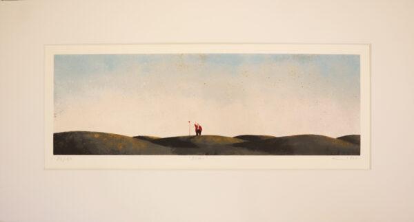 Eero Heikkinen - Birdie - Serigrafia