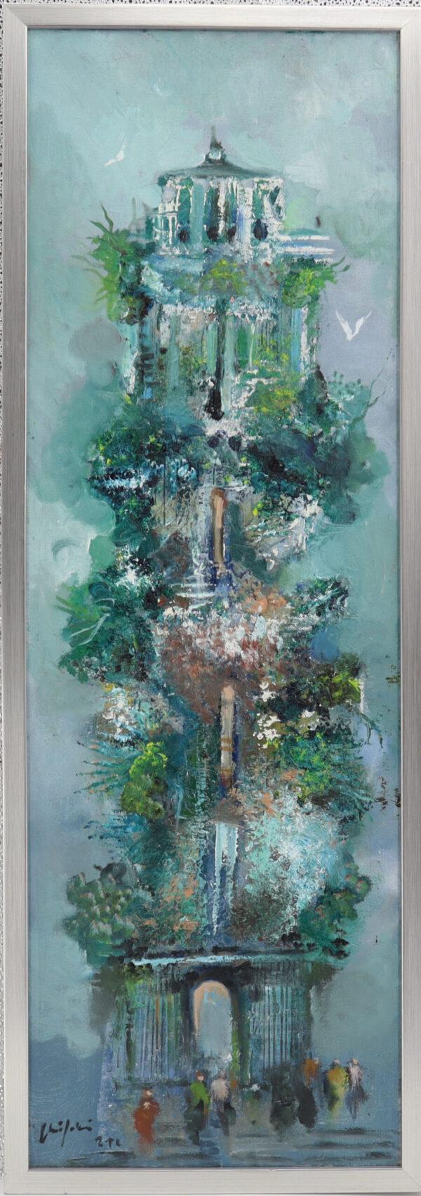 Olli Joki - Sininen palatsi
