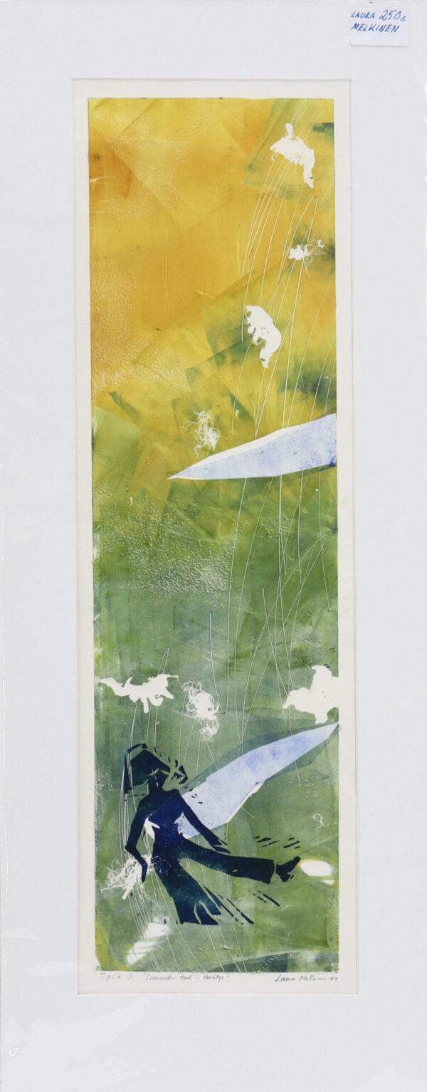 Laura Melkinen - Luovuudentuuli - Herätys
