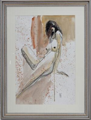 Heikki Matinkari - Akvarelli