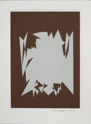 Pauli Vuorisalo - Serigrafia