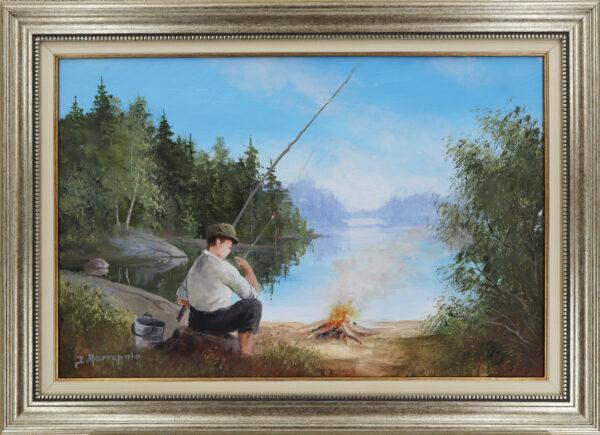 Juha Aarrepalo - Retkinuotiolla -
