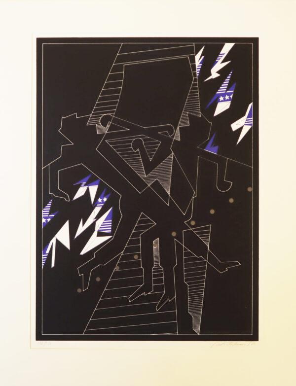 Sven-Olof Westerlund - Serigrafia
